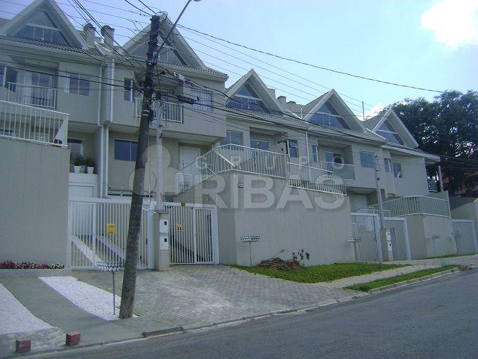 CURITIBA - Casa Padrão - Vista Alegre