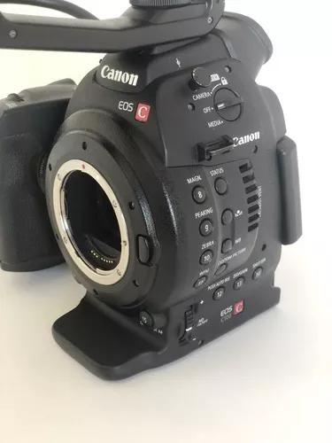 Canon C100 Cin