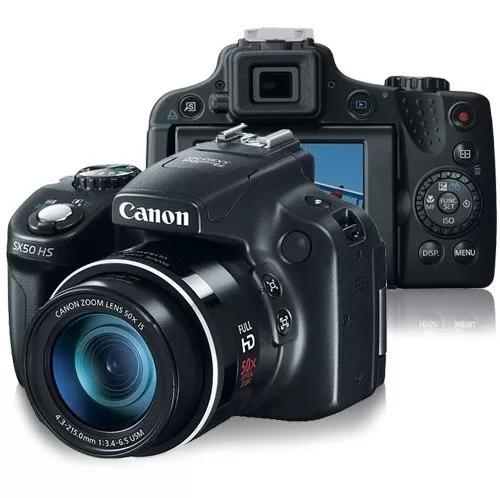 Câmera Digital - Canon Powershot Sx50 Hs