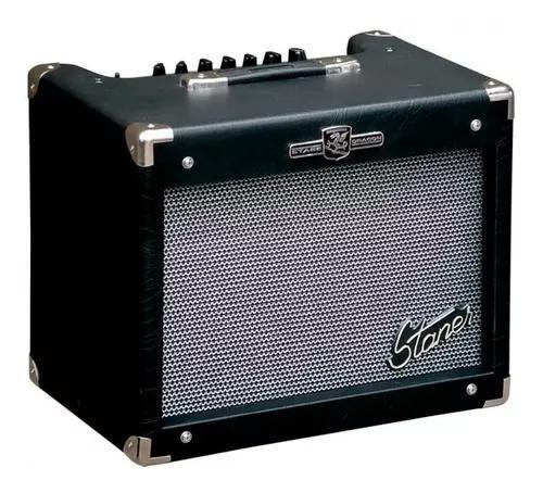 Cubo Amplificador Para Baixo Staner Bx-100 90 Watts