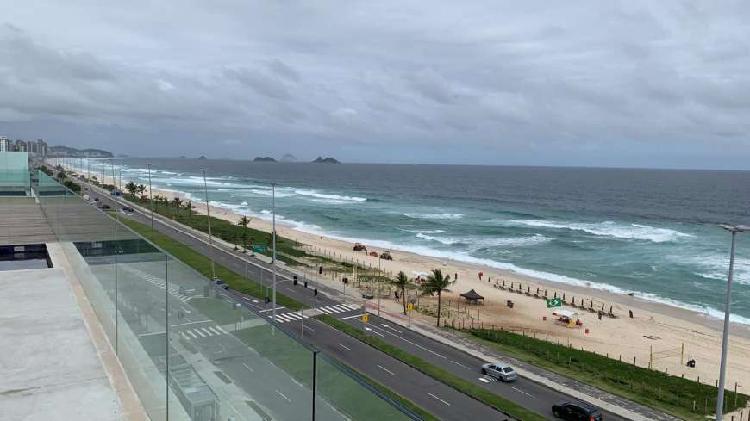 Já Imaginou morar com uma vista dessa na Barra da Tijuca
