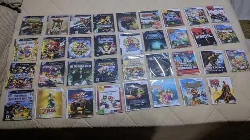 Jogos De Gamecube E Nintendo Wii (Jogos Da Minha Coleção)