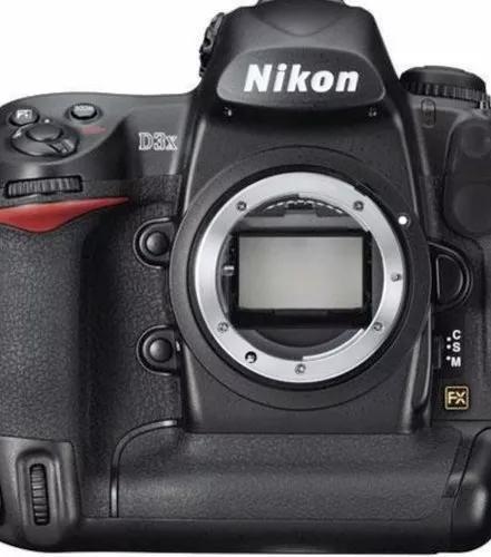 Nikon D3x - Original - Made In Japan