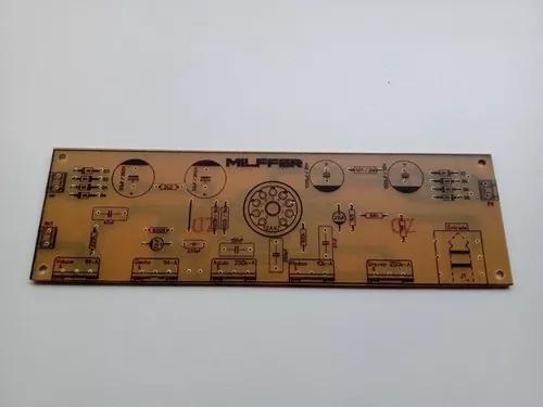 Placa Para Montar Pre Amplificador Fender Twin