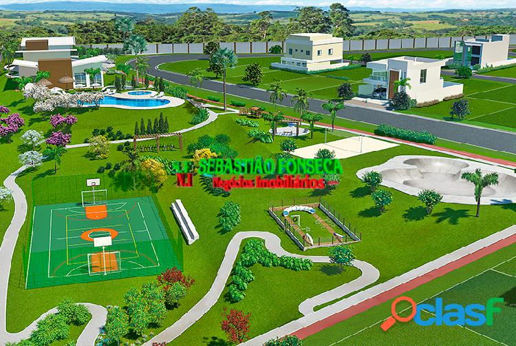 Terreno de 240 m² - Reserva Aruanã - Bairro Floresta