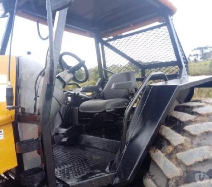 Trator Valtra Bm 110 4x4 Com Guincho