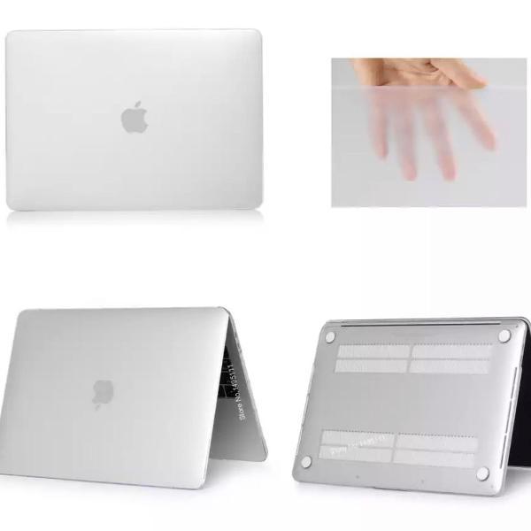 capa para macbook 12 inch transparente nova