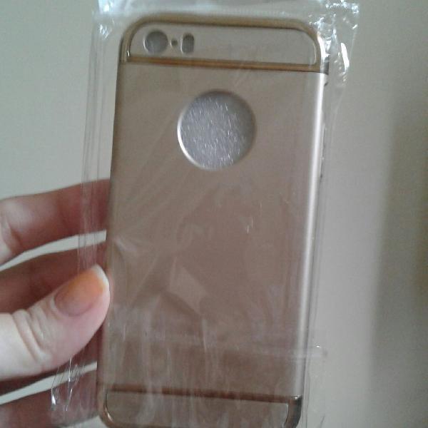 capinha de luxo para iPhone 5s