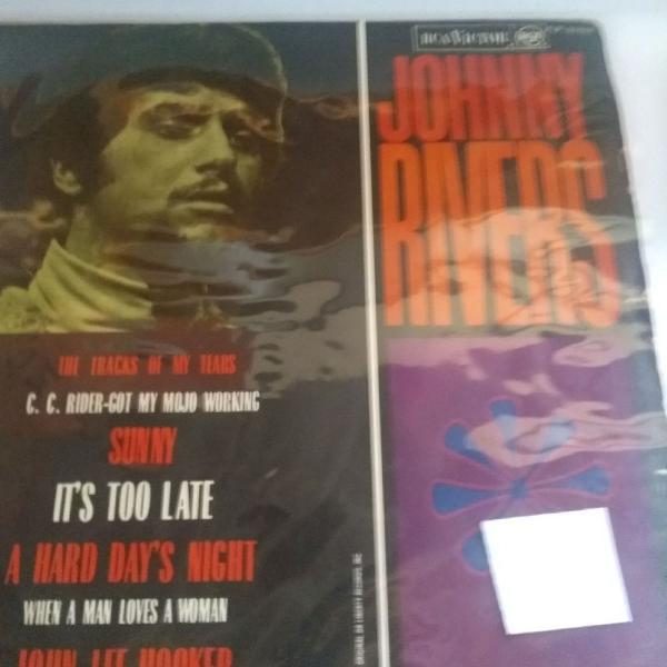 disco de vinil Johnny Rivers, LP Johnny Rivers
