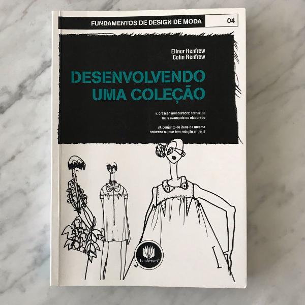 livro desenvolvendo uma coleção - volume 4