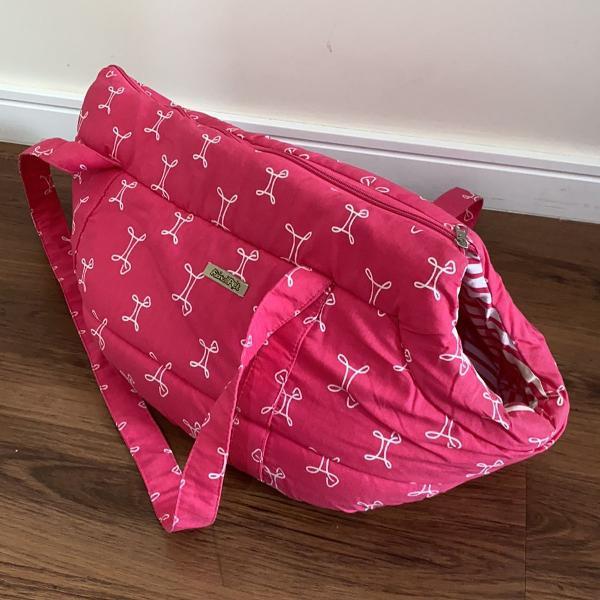sacola de transporte para pet