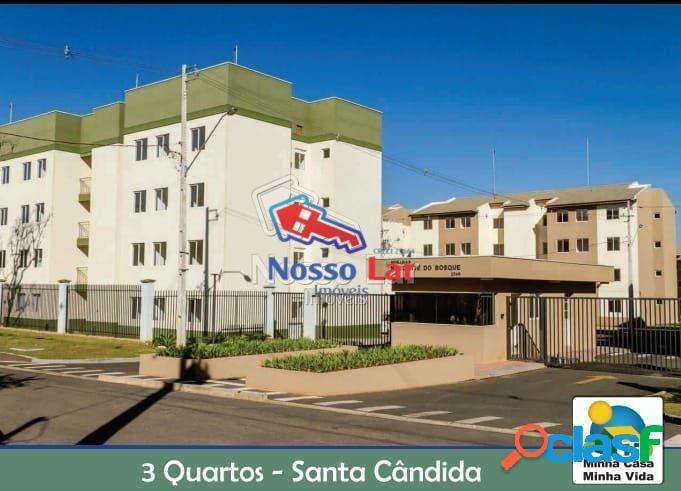 Apartamento 02 Dormitórios no Santa Cândida