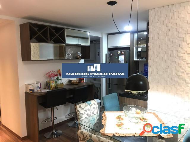 Apartamento Guarulhos Fatto Passion 65 m² 3 dorms 1 suite 1