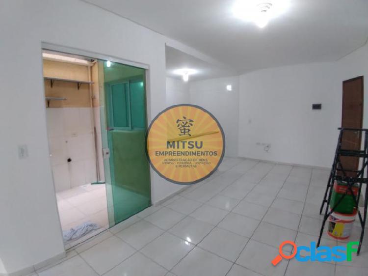Apartamento com 2 dorms em Santo André - Cidade São Jorge