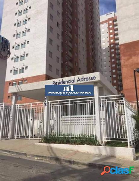Apartamento em Guarulhos no Adresse com 49 m² 2 Dorms 1