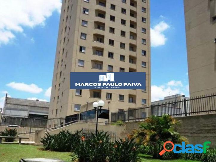 Apartamento em Guarulhos no Riviera Francesa com 56 m² 2
