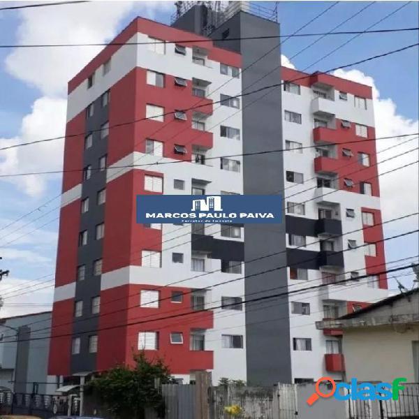 Apartamento em Guarulhos no Vila Galvão 60 m² 2 dorms 1