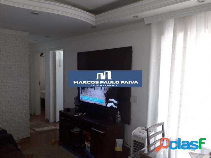 Apartamento no Bem Viver Jacuí com 2 dorm 1 vaga 45 mts em