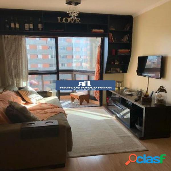 Apartamento no Monte Carlo com 65 m² 3 dorms 1 suite 2
