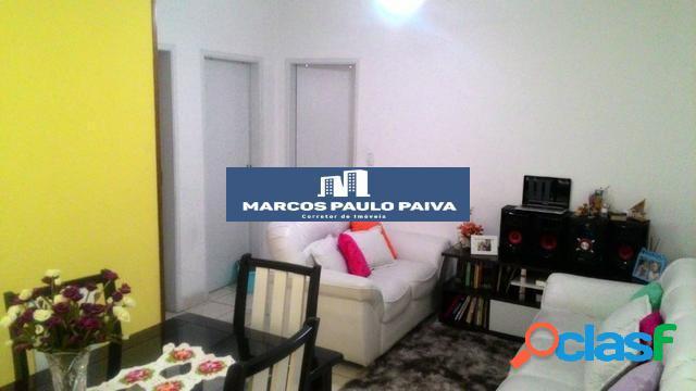 Apartamento no Vitória I com 53 m² 2 Dorms 1 Vaga Pq