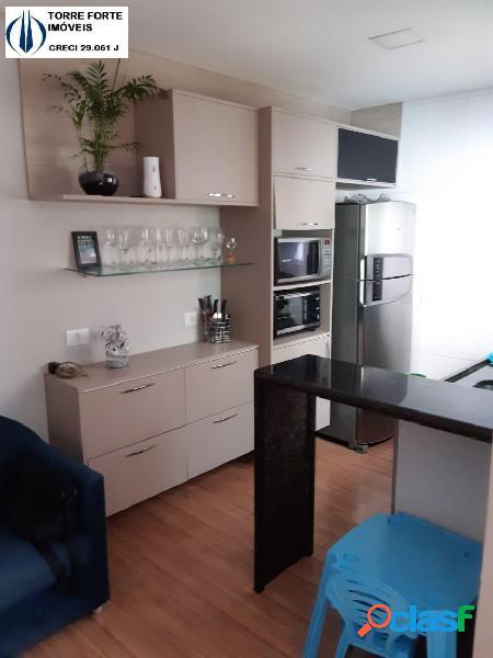 Lindo apartamento com 2 dormitórios (1 suite) na V.