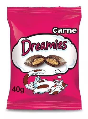 Petisco Dreamies Carne 40g