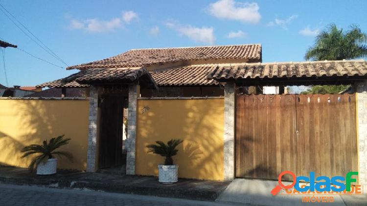 Vendo Casa em Condomínio Fechado em Maricá RJ
