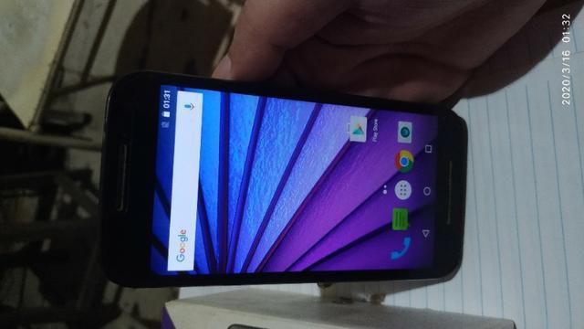 Celular Motorola moto g3 16gb