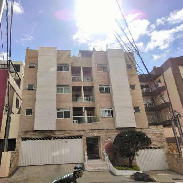Cobertura Cascatinha 3 quartos 2 suites 2 vagas 3 banheiros.