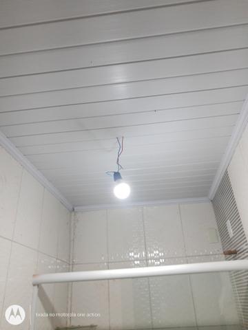 Instalação de forró PVC
