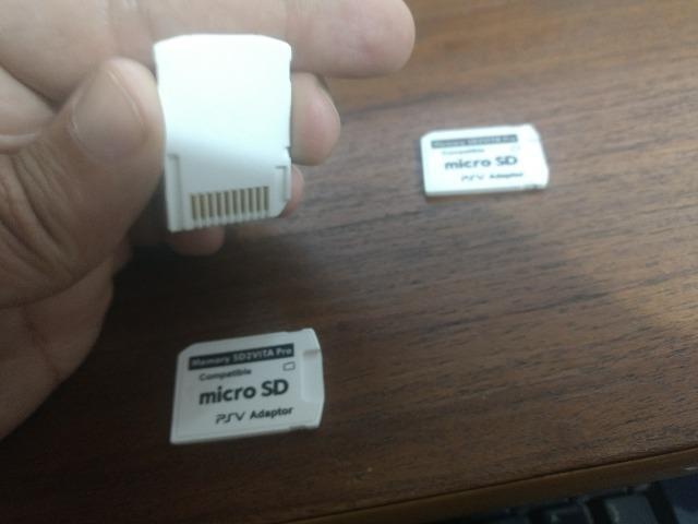 Sd2 vita pro para ps vita cartão de memoria micro sd