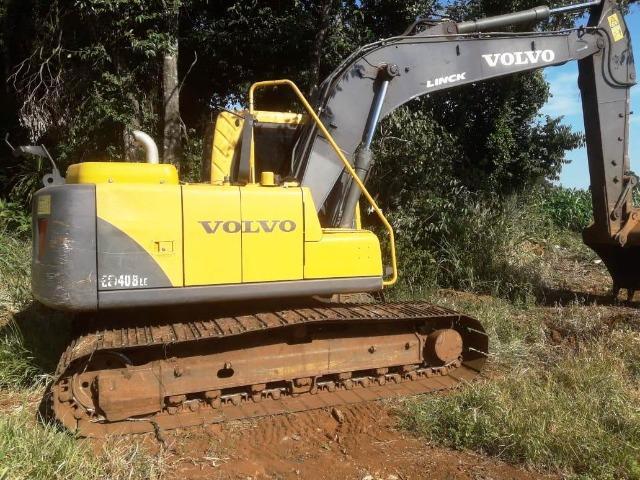 Vendo Escavadeira Hidráulica Volvo 140 BLC, 2014/15. 7300
