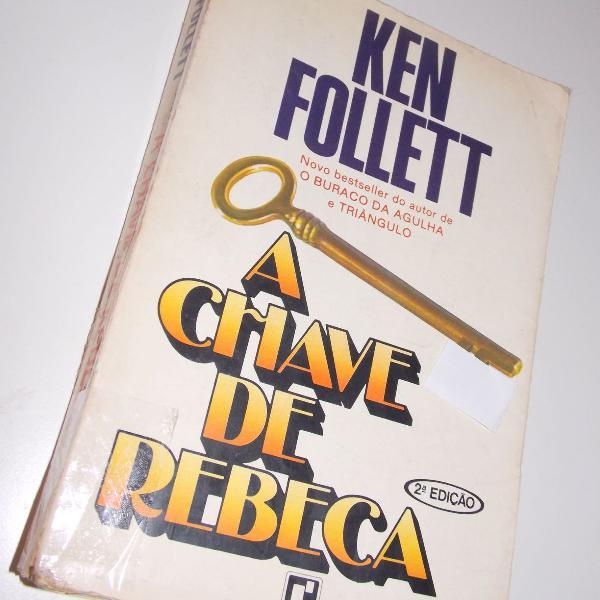 a chave de rebeca ken follet