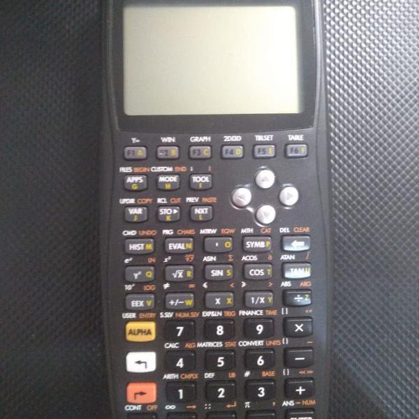 calculadora cientifica hp 50g