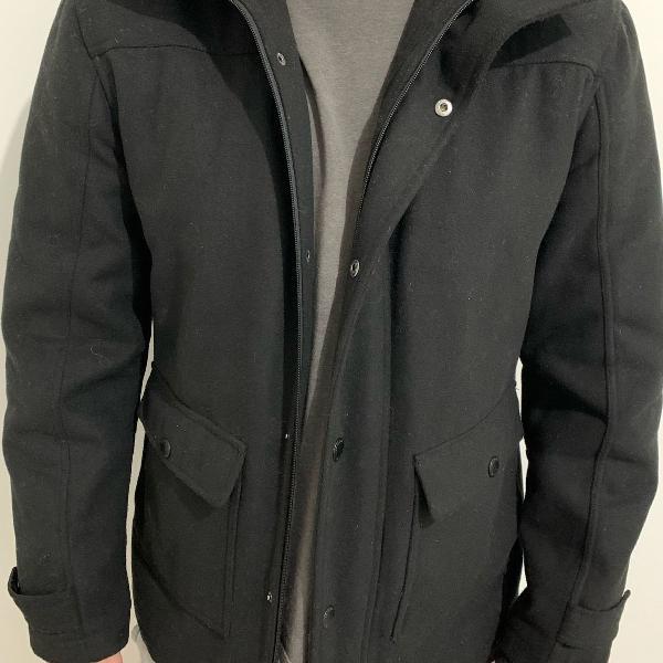 casaco de frio renner tamanho g