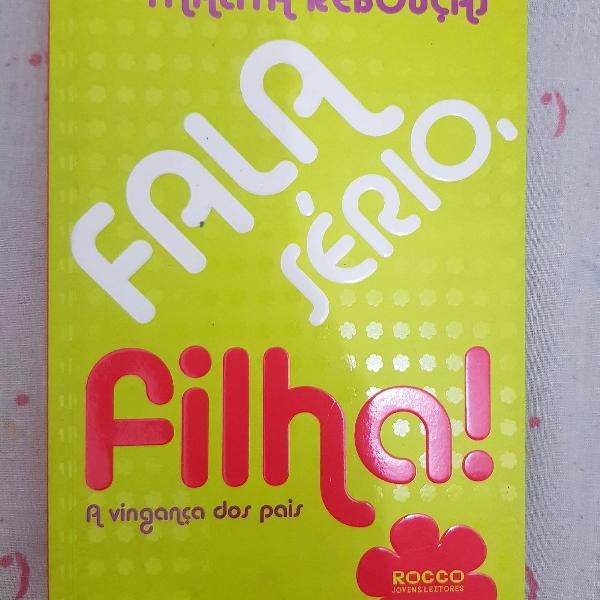 livro thalita rebouças - fala serio