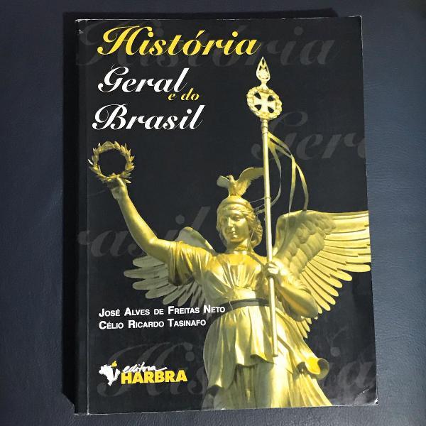 livro vestibular história