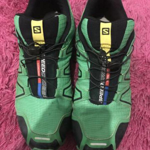 tênis de corrida salomon speedcross 3