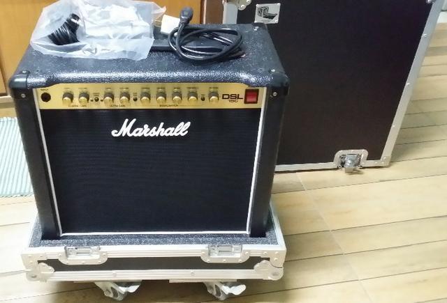 Amplificador Valvulado para Guitarra Marshall DSL-15C