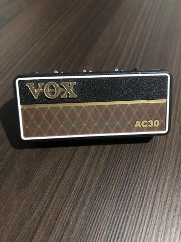 Amplificador para guitarra vox