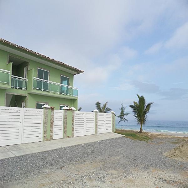 Apartamento C/Varanda C/Vista Para A Praia Em