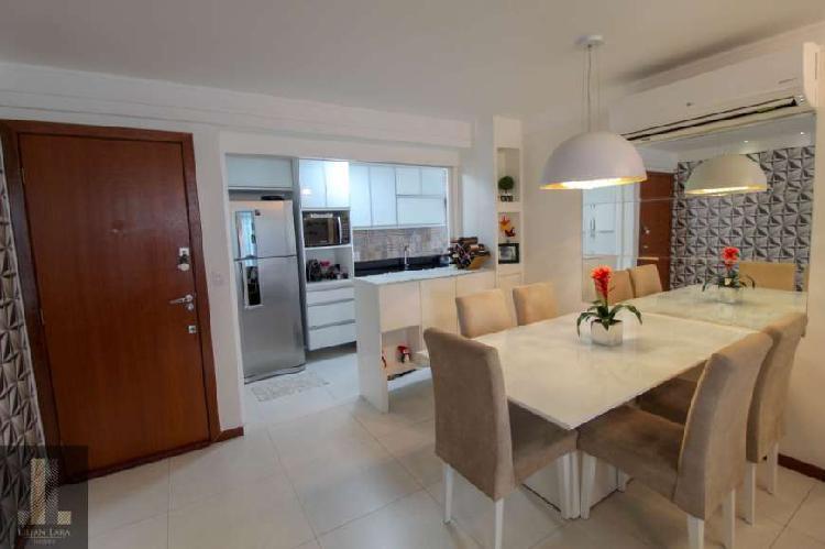 Apartamento para venda com 71 metros quadrados em Jardim