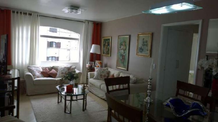 Apartamento para venda tem 85 metros quadrados com 2 quartos