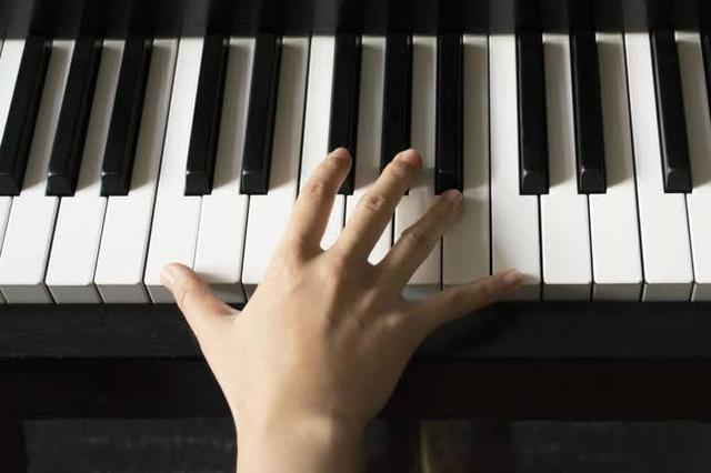 Aulas de piano!