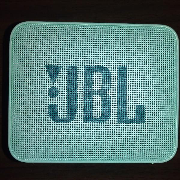 Caixa de Som JBL Go 2verde