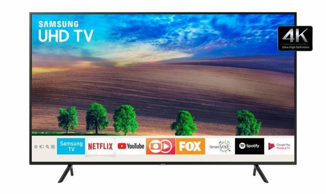 De novo caiu o preço!!! TV Smart 4K Samsung 43 polegadas