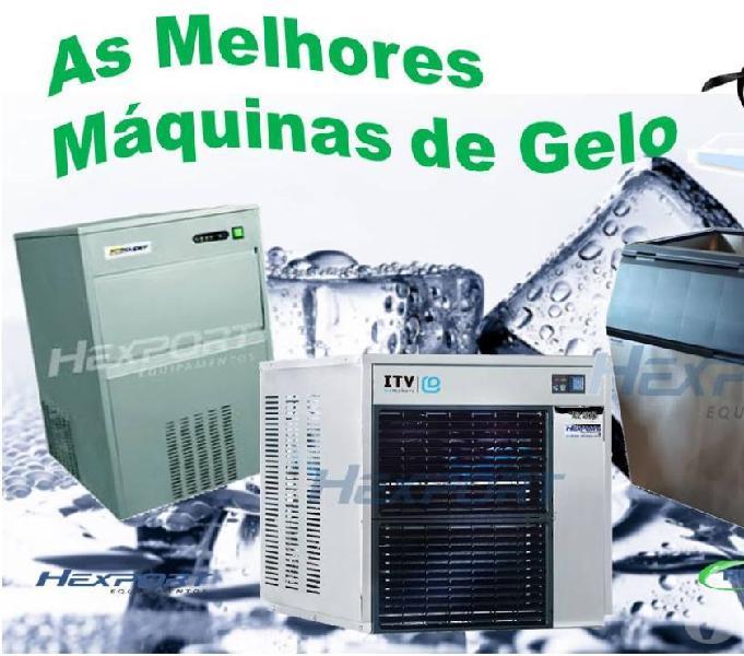 FABRICAMOS AS MELHORES MÁQUINAS DE GELO DO BRASIL