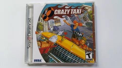 Jogo De Dreamcast Crazy Taxi 1 (patch)