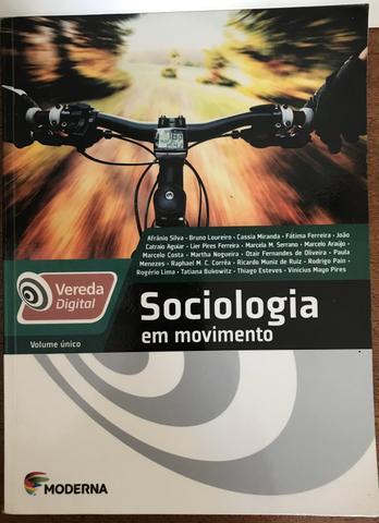 Livro Sociologia em Movimento-Volume Único, 1ª