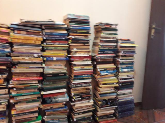 Lot de livros